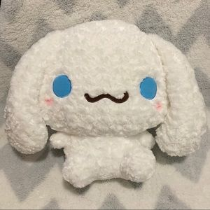 """Sanrio Cinnamoroll 16"""" Plush NWT"""